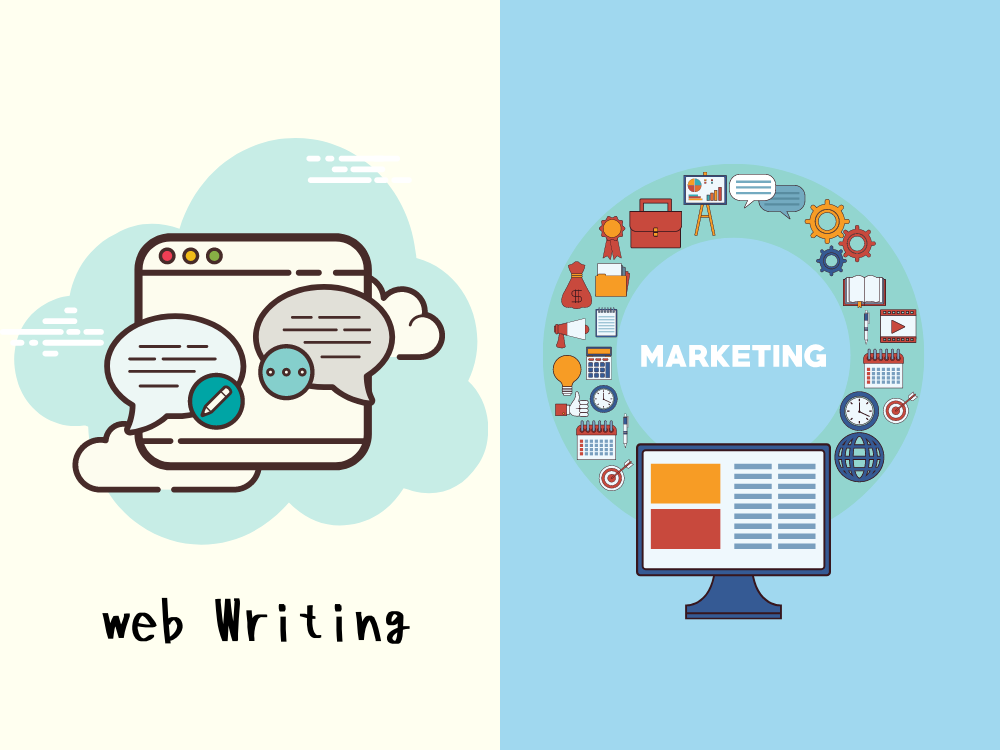 webライティング マーケティング